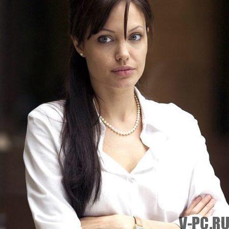 Анджелина Джоли инстаграм