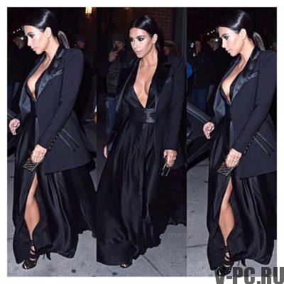 Одежка Ким Кардашьян