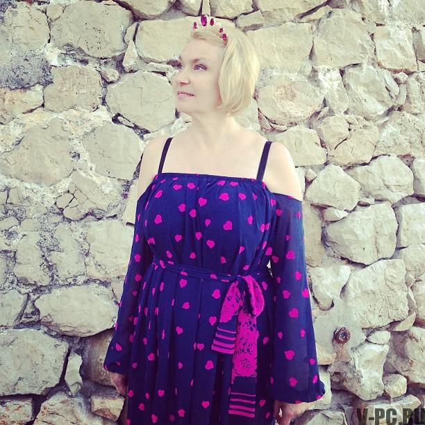 Лариса Водонаева инстаграм