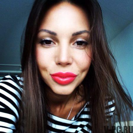Оксана Самойлова в Инстаграме