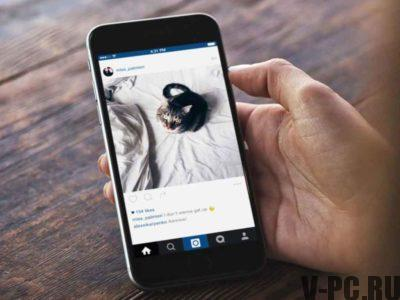 Войти в Instagram
