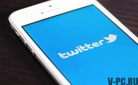твиттер полная версия сайта с телефона